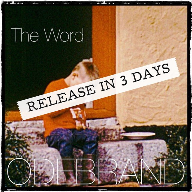 3 DAYS TO RELEASE : The Word. Video out now! Link in bio. Tag a father who loves his Son 247. No Matter What!#music #newmusic #lovemusic #single #singlerelease #video #newvideo #youtube #itunes #spotify #odebrand #stockholm #dad #pappa #pappabarn #fathersontime #fathersday #father #fatherandson ️